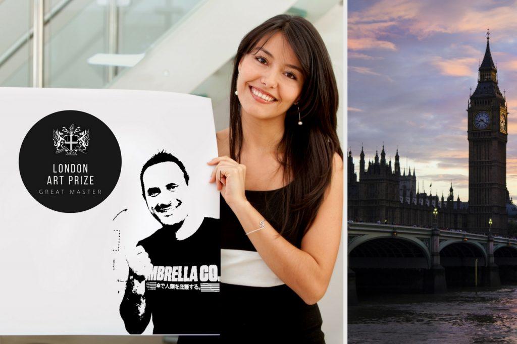 Campagna Social London Great Masters