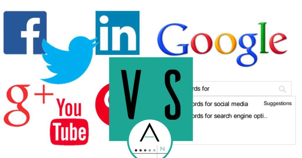 Primi su Google o Campagne Social?