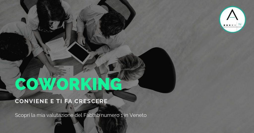 Coworking a Schio: cos'è, come funziona e quali sono i benefici