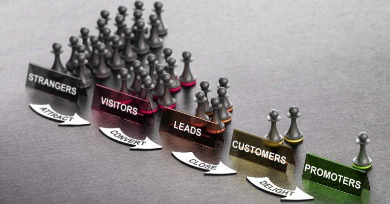 sales tunnel e lead generation