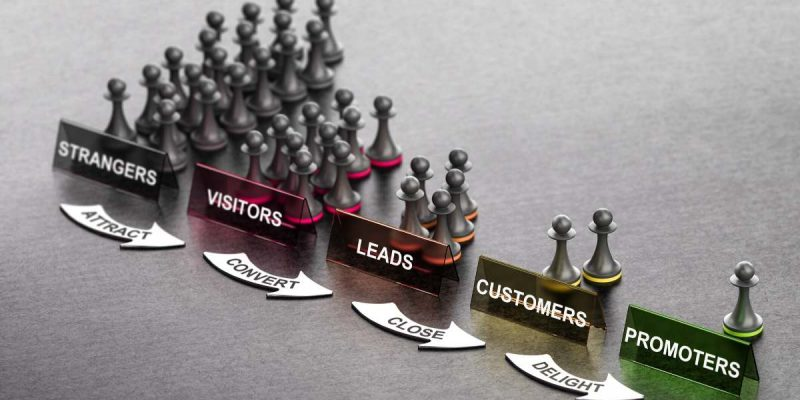 sales tunnel e lead generation